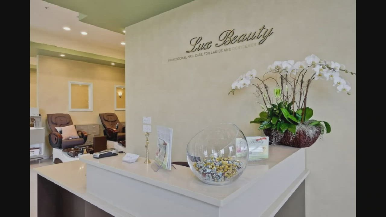 Nail Salon 94040 Lux Beauty Nail Care Mountain View Ca 94040 Video Beauty Nail Salon Nail Salon Nails