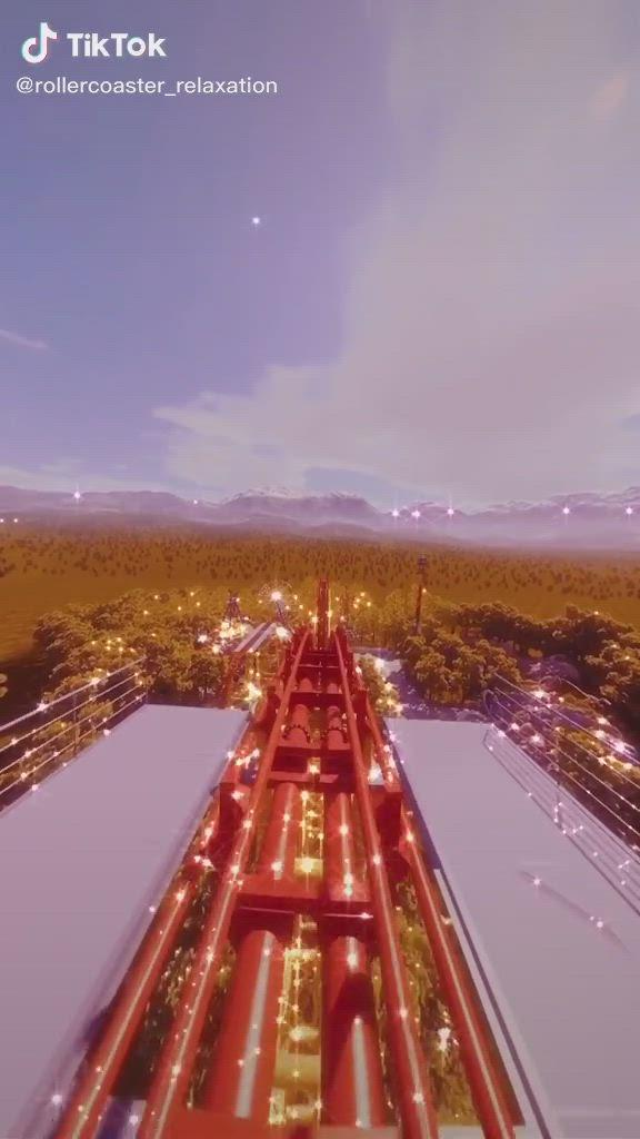 R E L A X Video Aesthetic Videos Roller Coaster Aesthetic