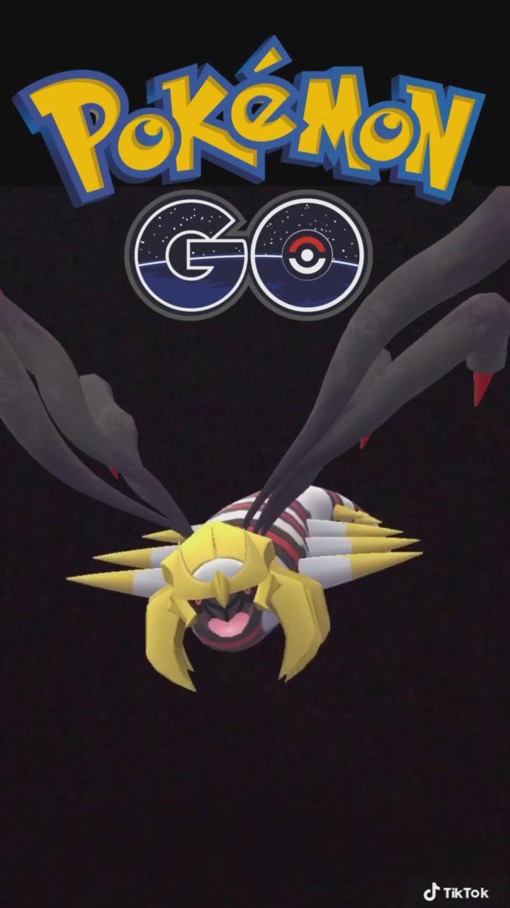 Origin Giratina Raids Start Tomorrow Video Pokemon Pokemon Go Team Rocket