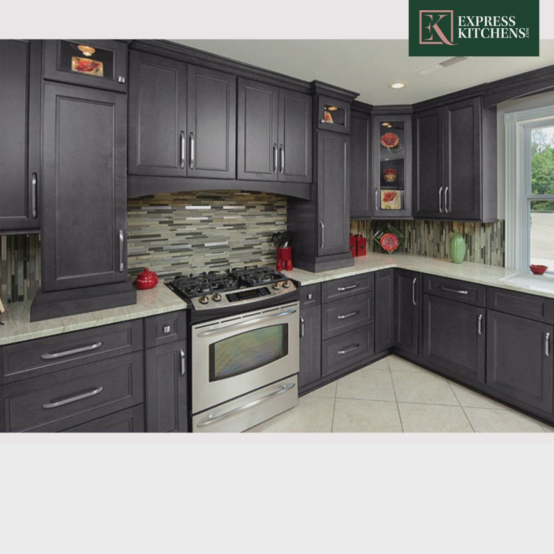 New Driftwood Finishes Birmingham Kitchen Cabinets From Express Kitchens Video Kitchen Cabinets Grey Kitchen Cabinets Grey Kitchen Designs