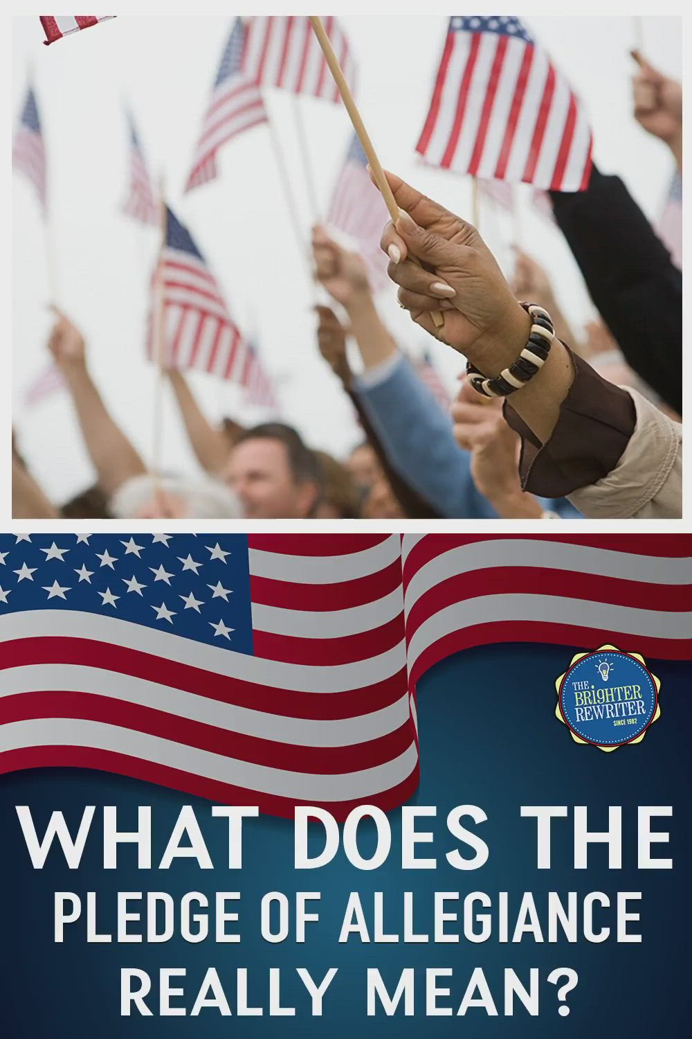 Pledge Of Allegiance Activitie Video Vocabulary How To Teach Kids What Doe Mean Me Republic In Justice The