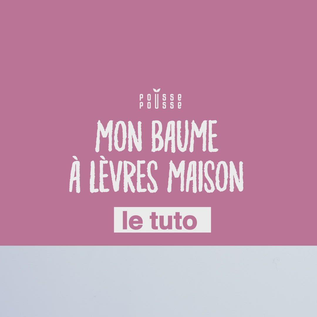 Diy Baume à Lèvres Maison Vidéo Baume à Lèvres Maison Baume à Lèvres Recette Beauté