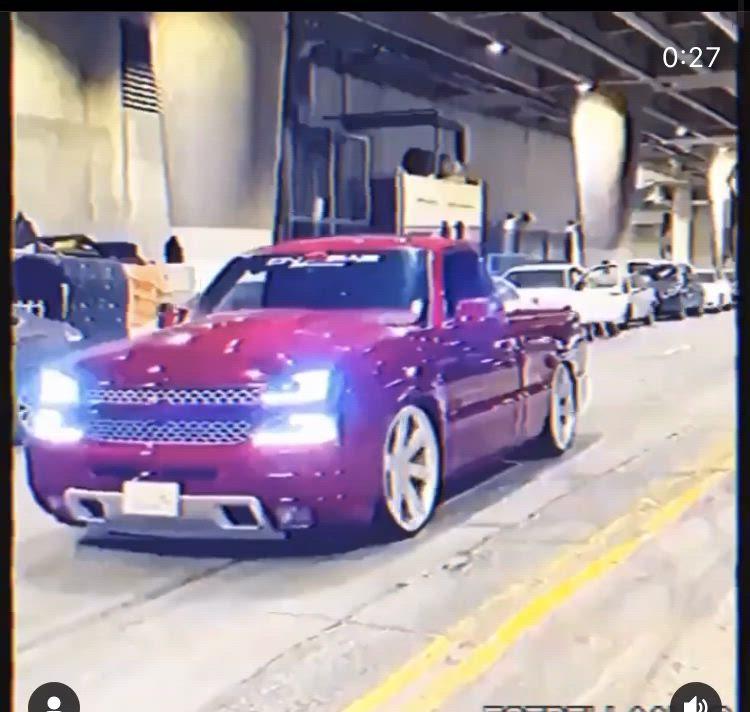 Trokiando Sin Destino Video Lowrider Trucks Dropped Trucks Single Cab Trucks