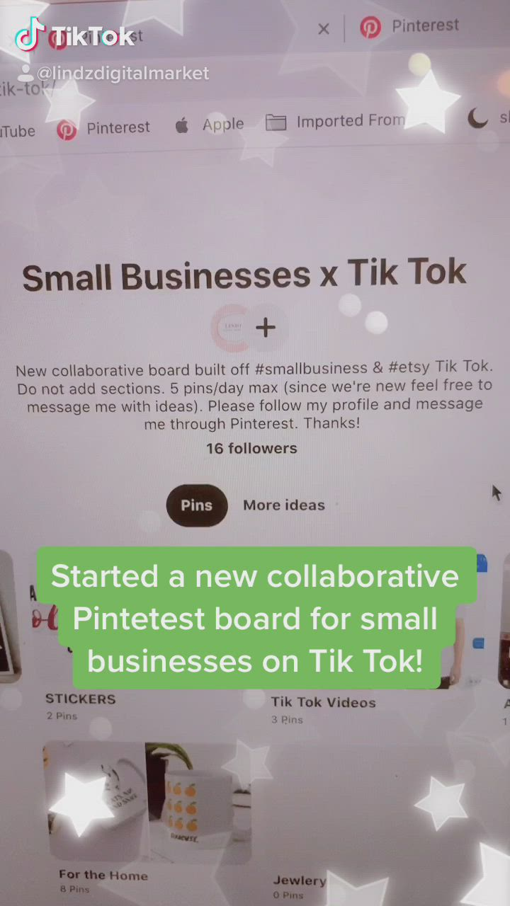 Small Businesses X Tik Tok Video In 2021 Small Business Marketing Small Business Tips Small Business
