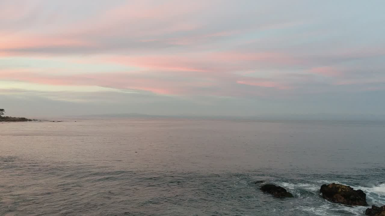 [Video] Shot By ¥ Adam Michardi Oceon Pacificgrove Beauty Sunsets