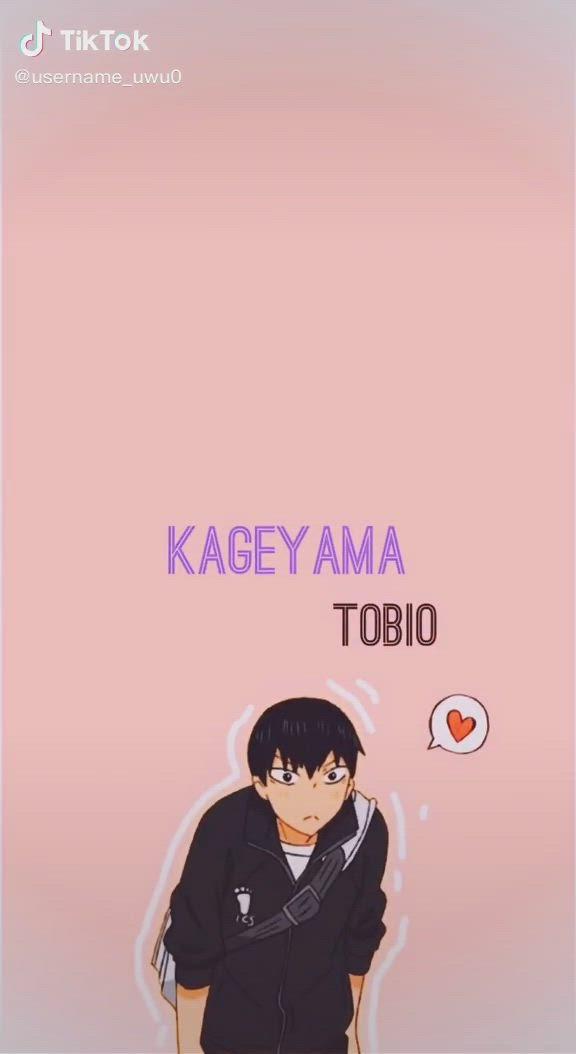 Kageyama Video Haikyuu Kageyama Haikyuu Manga Anime Films