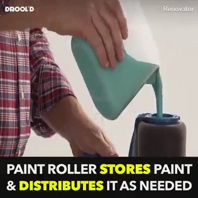 Household Use Wall Decorative Paint Roller Brush Tools Video Paint Roller Epic Fail Pictures Roller Brush