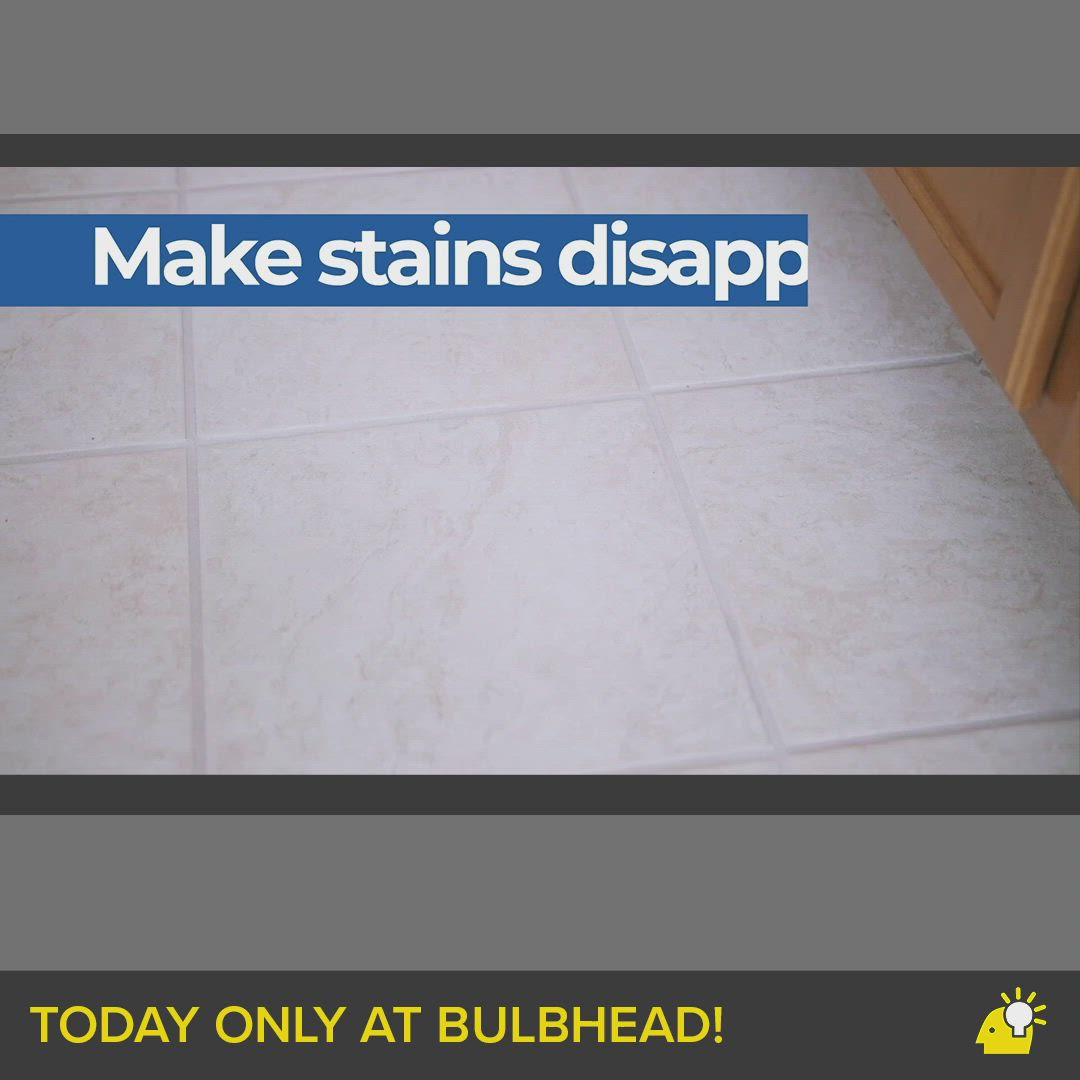 Grout Police Today Only At Bulbhead Video In 2021 Smart Solutions How To Remove Going To Work
