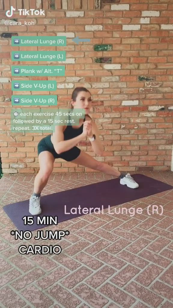 Pin On At Home Workout