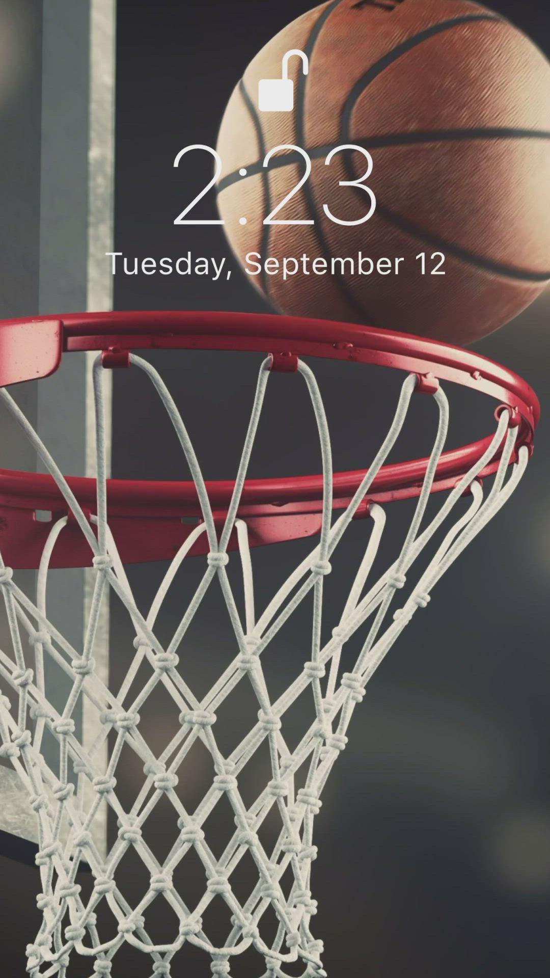Basketball Video Galaxy Wallpaper Iphone Wallpaper Glitter Wallpaper