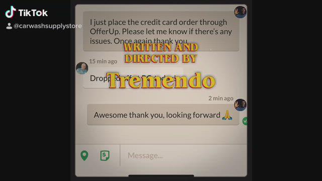 Car Wash Supplies Video Credit Card Car Wash Messages