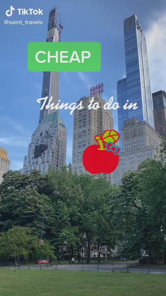 Cheap Things To Do In New York City Video New York Travel Guide Travel Photography Dream Travel Destinations