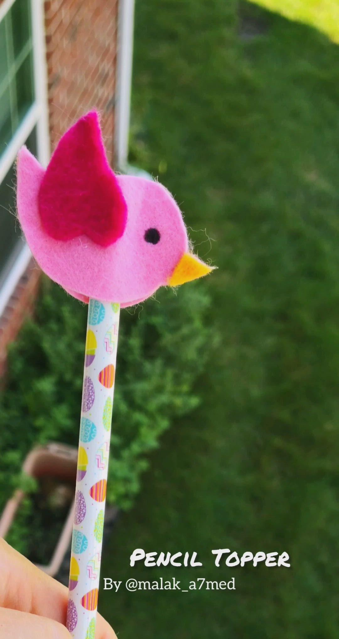 نشاط تزيين قلم Video Diy Gifts Crafts Instagram