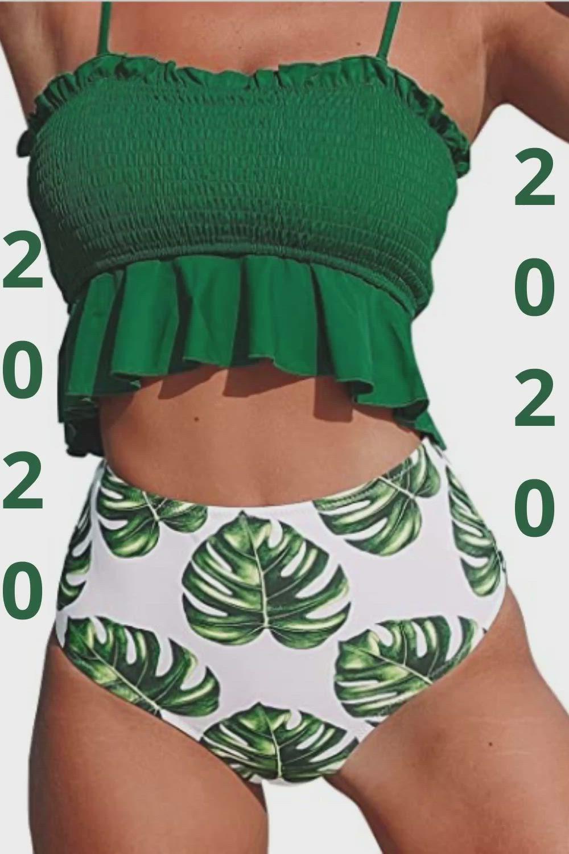 Fantasie Masai Mara Wrap Côté Bikini Bottoms 6305 nouvelle robe maillots de bain