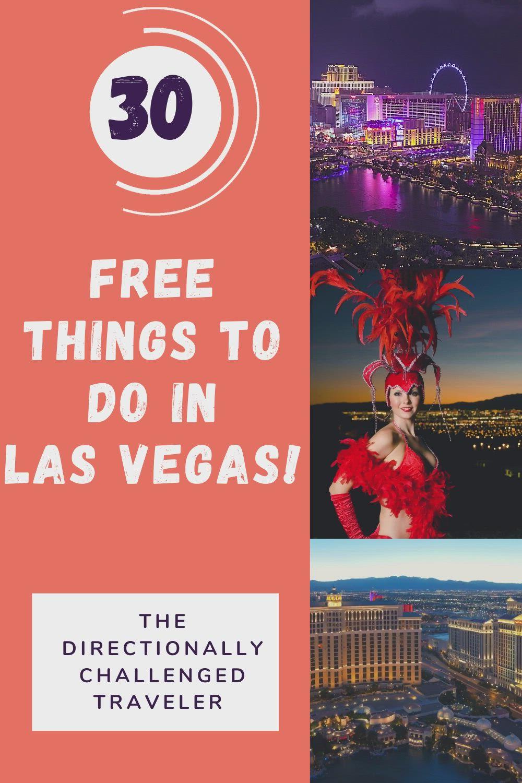 30 Free Things To Do In Las Vegas Video In 2021 Free Things To Do Free Things Things To Do
