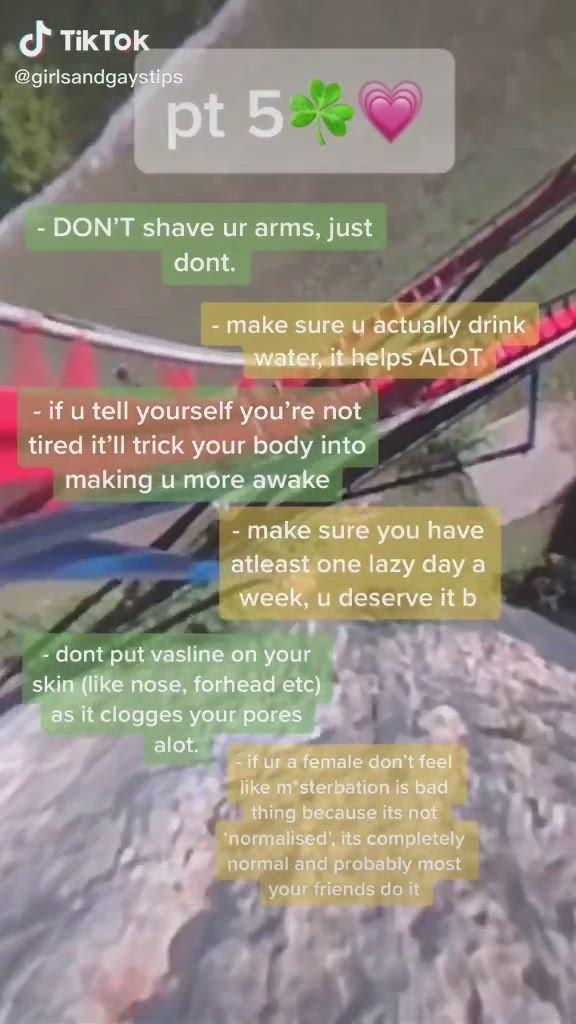 Glow Up Advice Video Baddie Tips Hoe Tips Advice
