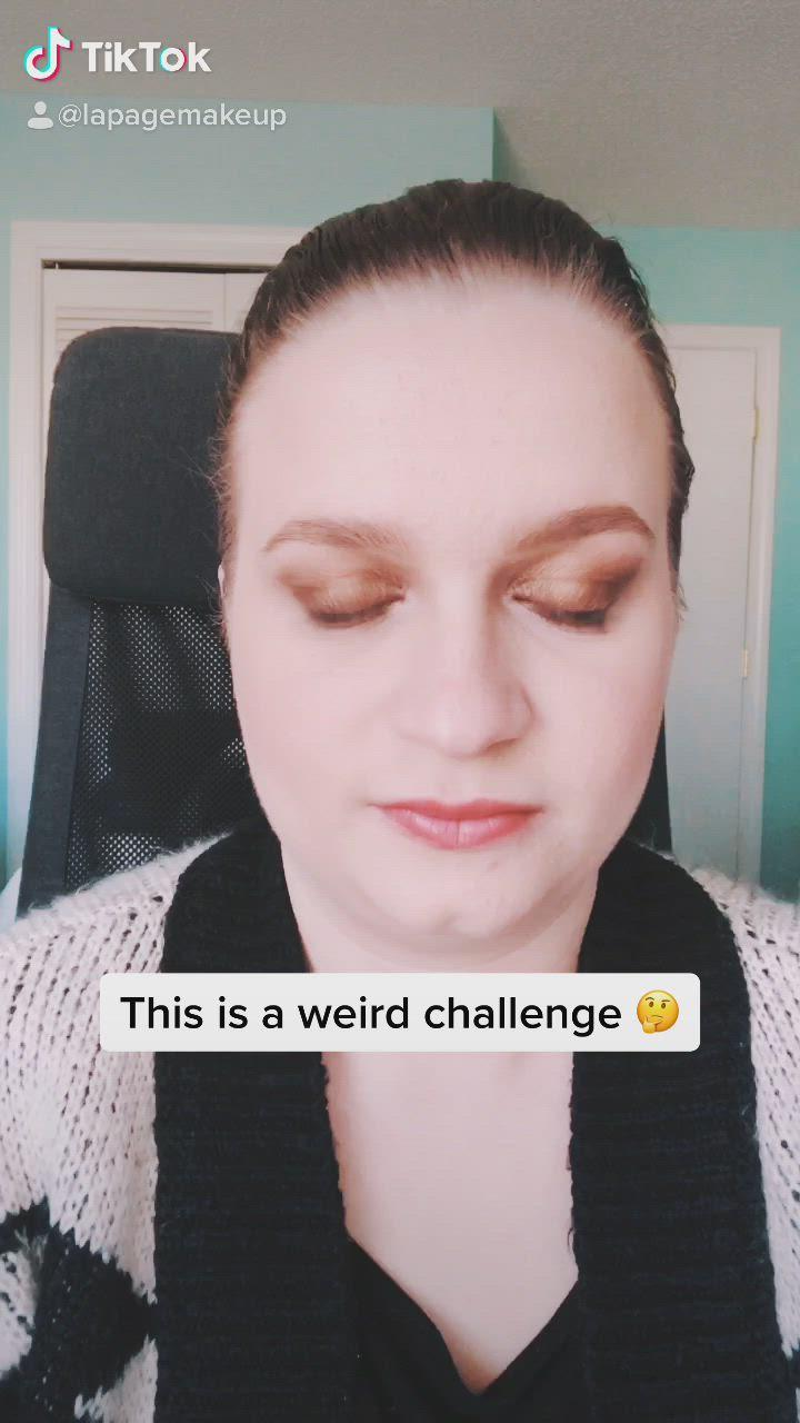 The Blinking Challenge Video Makeup Artist Tips Makeup Humor Makeup