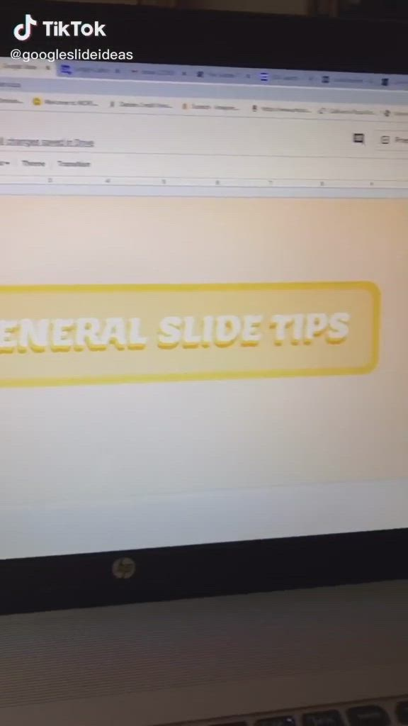 Slide Tips Video Technology Lessons School Hacks School Organization Notes