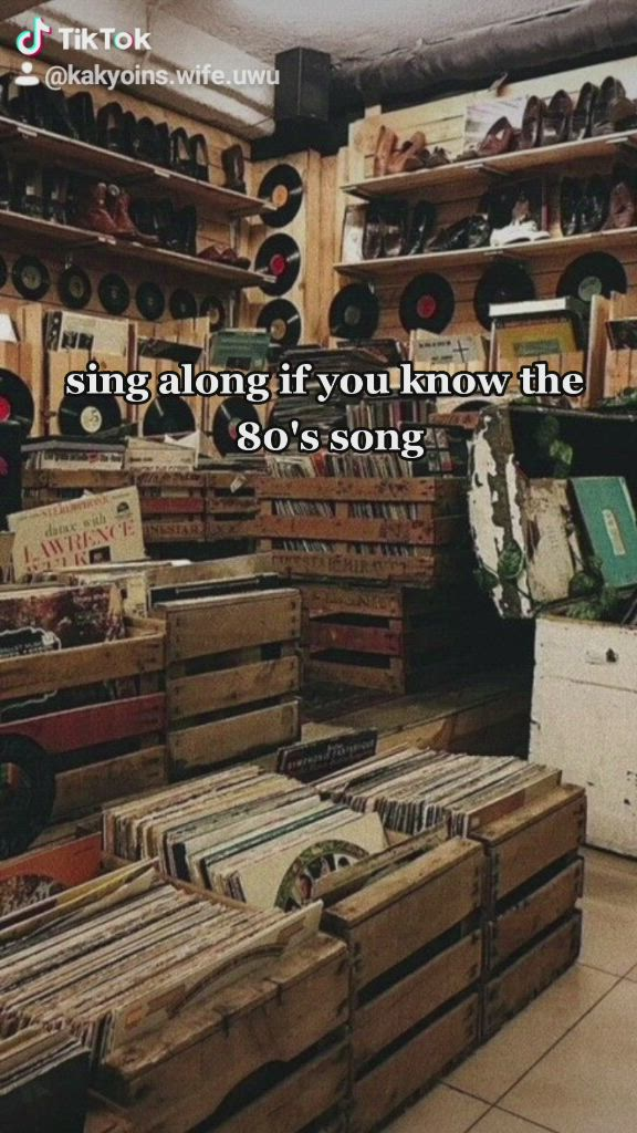 Sing Along To 80 S Songs Video In 2021 80s Songs Songs Muisc