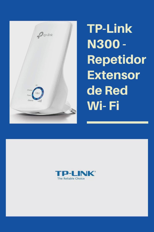 Tp Link N300 Repetidor Extensor De Red Wifi Video In 2020 Tp Link Wifi Improve