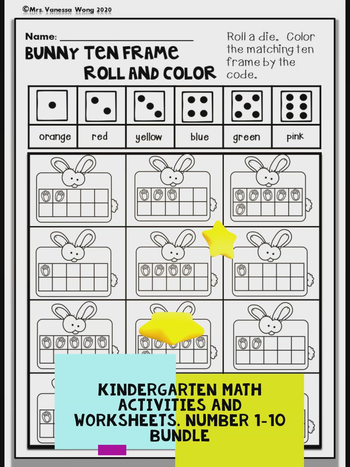 Kindergarten Math Numbers 1 10 Bundle Distance Learning Video Video Kindergarten Math Numbers Kindergarten Math Worksheets Kindergarten Math Free Istep practice worksheets grade