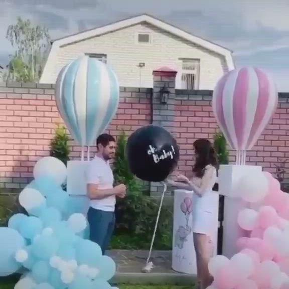 𝐁𝐨𝐲 𝐨𝐫 𝐠𝐢𝐫𝐥 𝐁𝐚𝐥𝐨𝐚𝐧𝐞 𝐭𝐮𝐧𝐮𝐫𝐢 𝐝𝐞 𝐜𝐨𝐧𝐟𝐞𝐭𝐭𝐢 Pt Gende Video Diy Baby Shower Decorations Birthday Balloon Decorations Baby Shower Diy