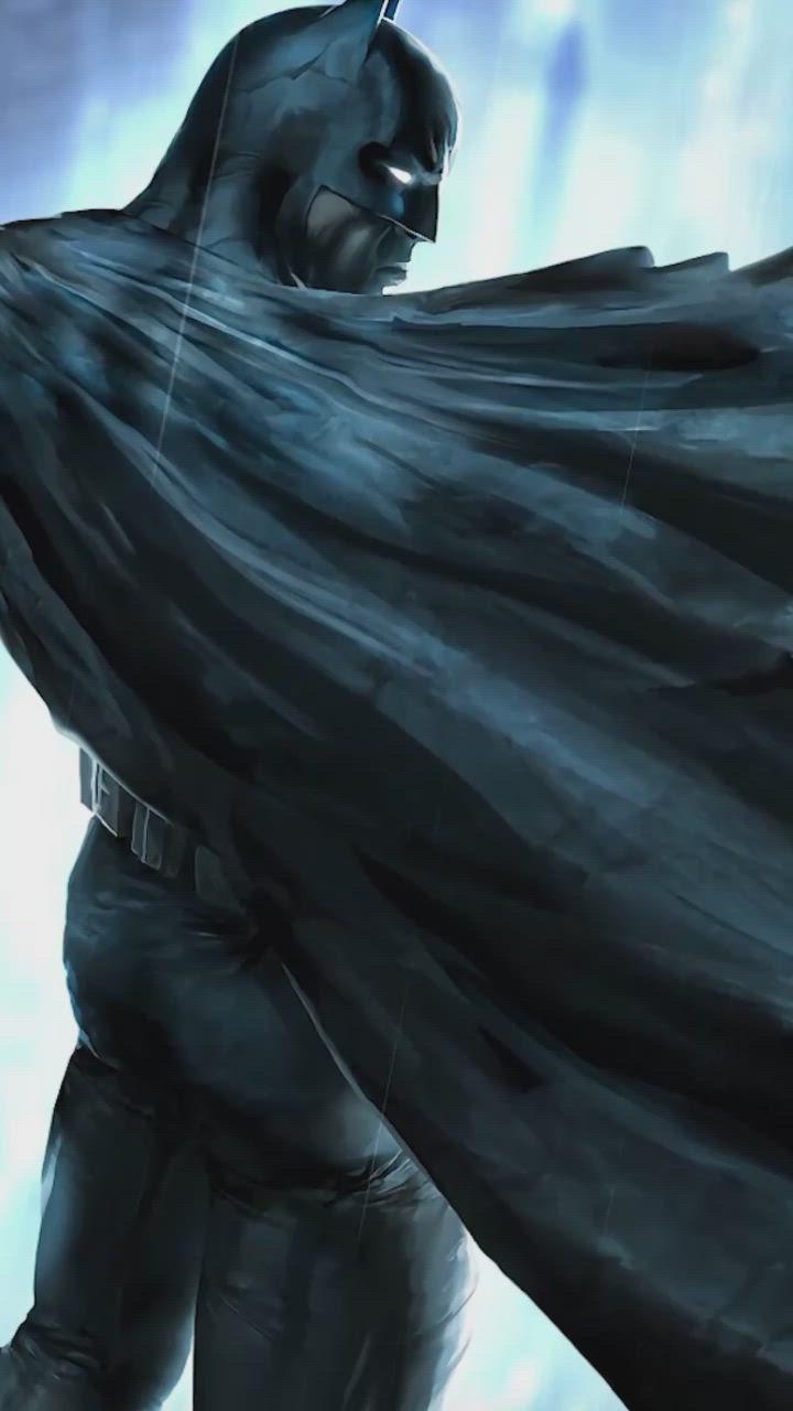 Save Follow Batman Live Wallpaper Dc Video In 2021 Live Wallpapers Rain Wallpapers Batman