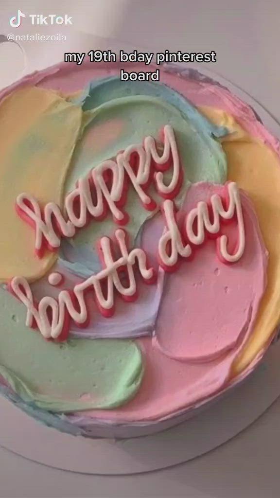 Birthday Tiktok Video 18th Birthday Party Birthday Surprise Party Happy Birthday Girls